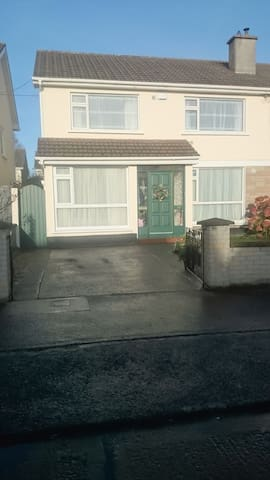 2 Double bedrooms 4 guests with breakfast - Castleknock - Rumah