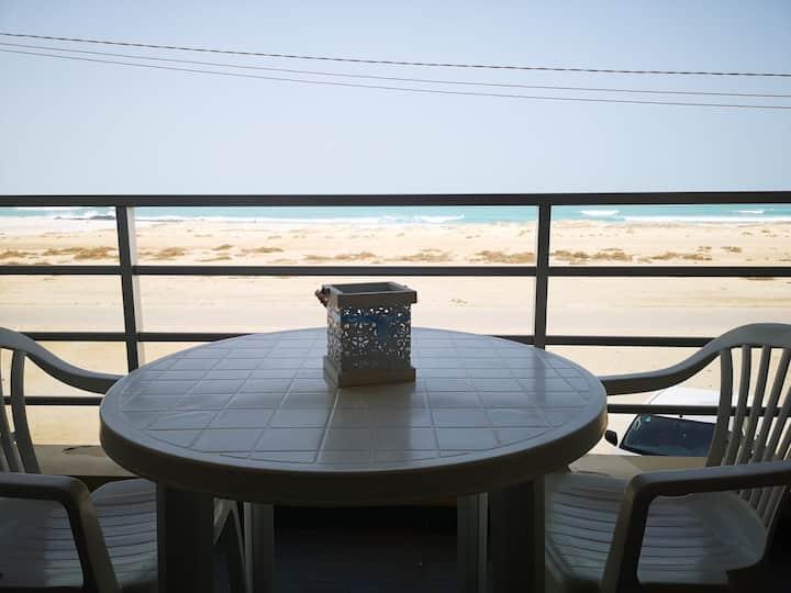 Sole&Mare sea view apartment, Boa Vista, CV