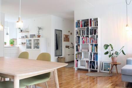 Private room in Scandinavian flat + portable WiFi - Kopenhagen - Wohnung