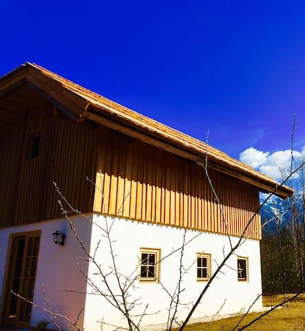 Romantisches Chalet mit Traumblick - Sankt Margareten - Huis