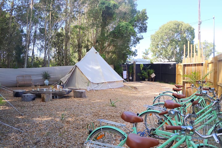 The Village Glamping, Byron Bay (Lex)