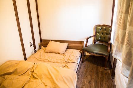1minute to Zenkoji Single room - Nagano city - Hus