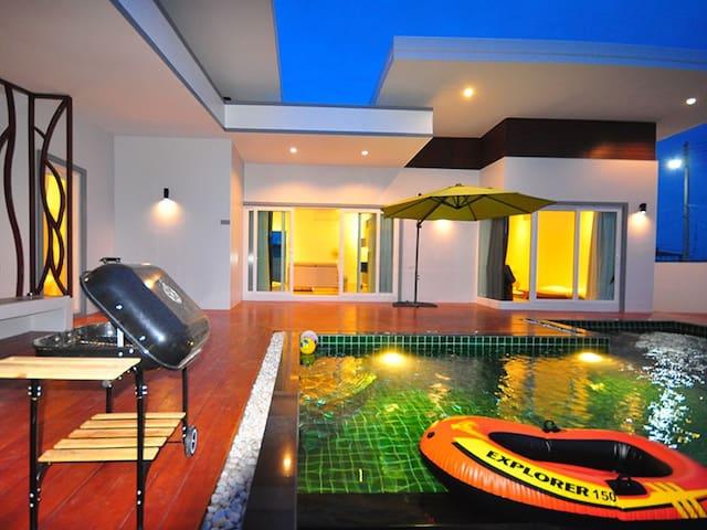 Jira Pool Villa Hua Hin