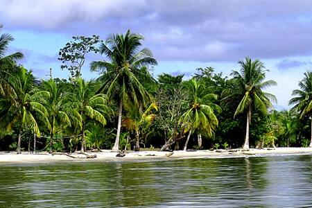 CASA EN MAR CARIBE DE GUATEMALA - Livingston
