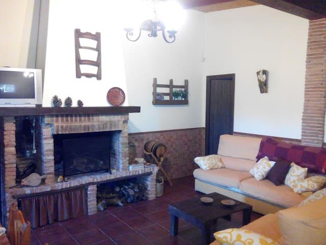 Casa de campo - Madridejos - Huis