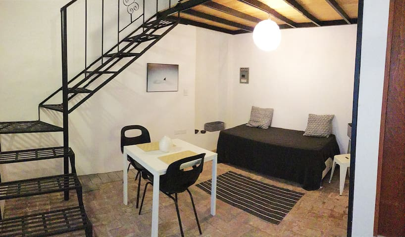 Comfortable Mini Studio in Downton Puebla