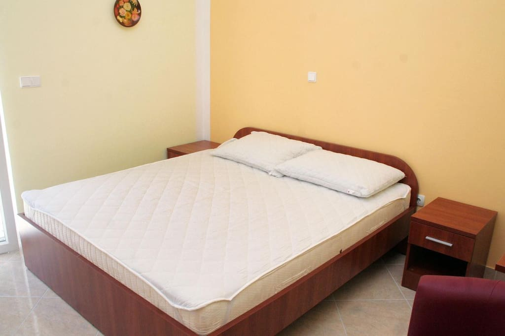 Bedroom, Surface: 17 m²