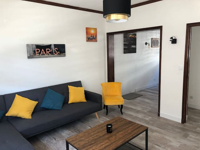 Superbe appartement près du port et centre ville
