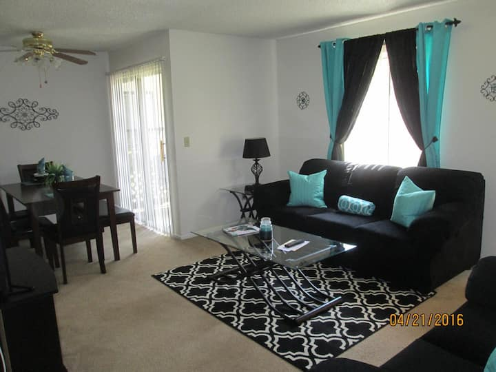 726D Family Suite Sleeps 8, Whispering Meadows Apts.