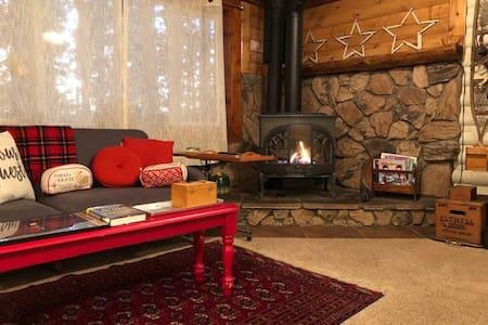 Little Big Cabin - Arnold, CA - Super Host 5+ yrs!