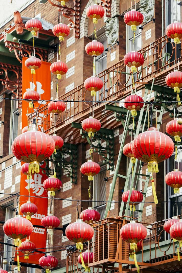 Learn Creative Compositions In Chinatown