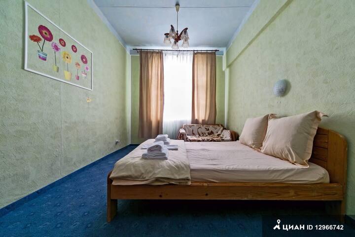 Апартаменты Expo-center на Шмитовском проезде