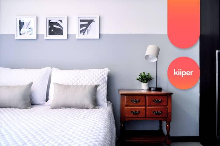 kiiper | Comfortable Apartment in 4 Grados | 2 PPL