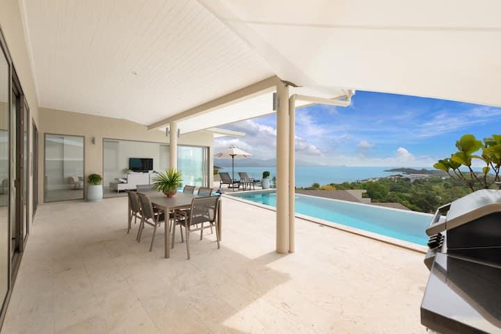 4 BDR Luxury Villa, Stunning Views, Private Pool