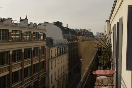34 m2 Metro Charonne - Paris