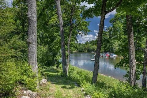 Lake Aspen Condo, Beach, Cove, Kayak, Fishing,SUP!