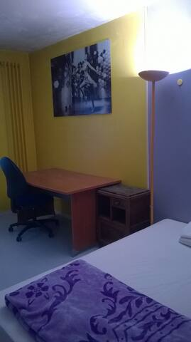 Good place, comfortable spacious room, good host - Noisiel