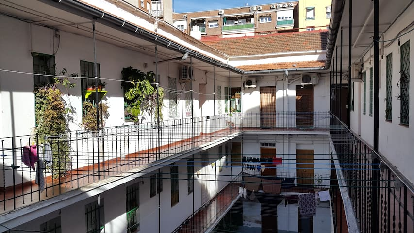 BRAND NEW APT AT TRADITIONAL COURTYARD, DELICIAS