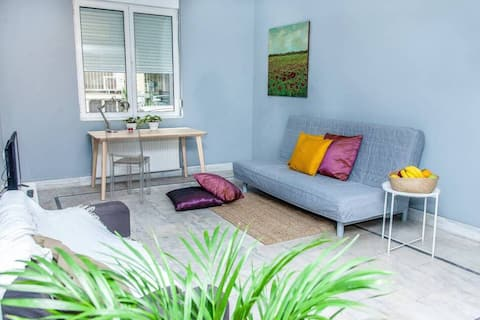 Stay in the heart of Athens Boutique Studio for 2