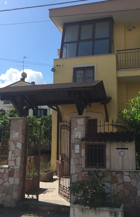 Mini flat in villa