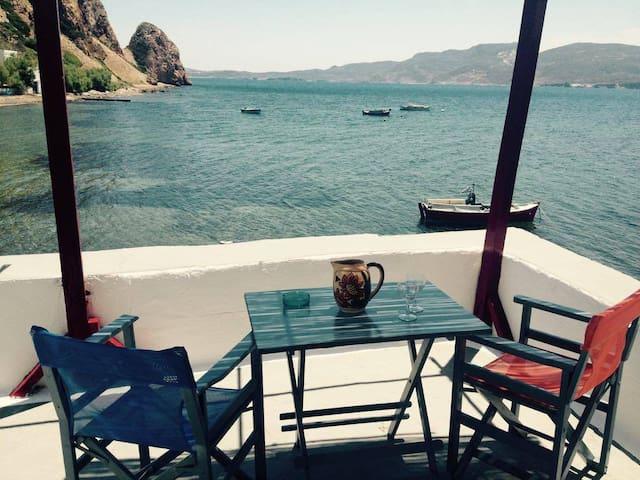 Manousos Fisherman's house