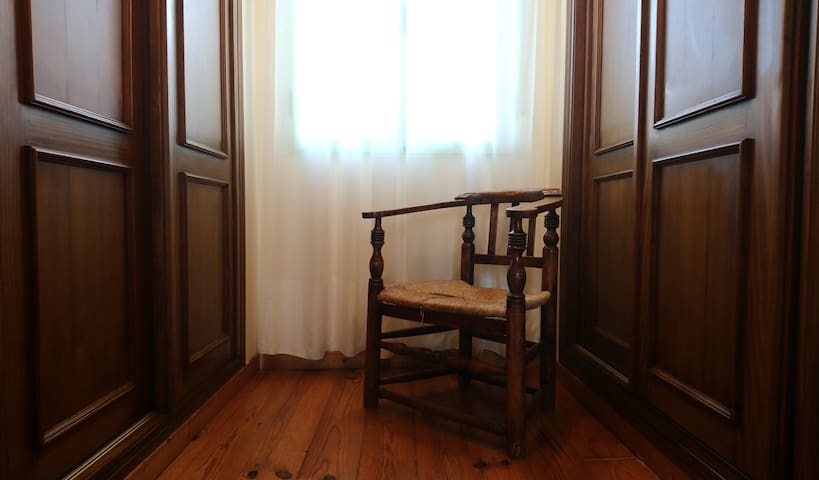 Dormitorio principal planta primera