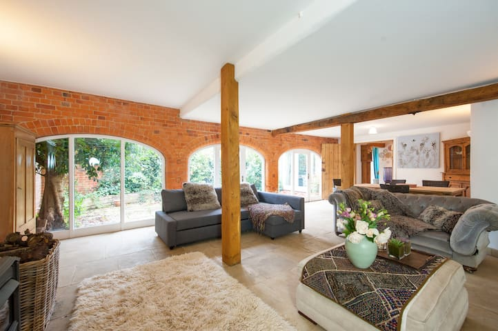 Grange Barn - Market Harborough - Casa