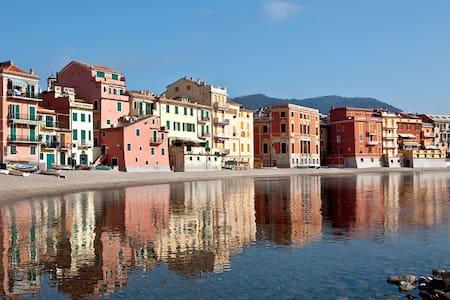 Apartment in Baia del Silenzio - Sestri Levante