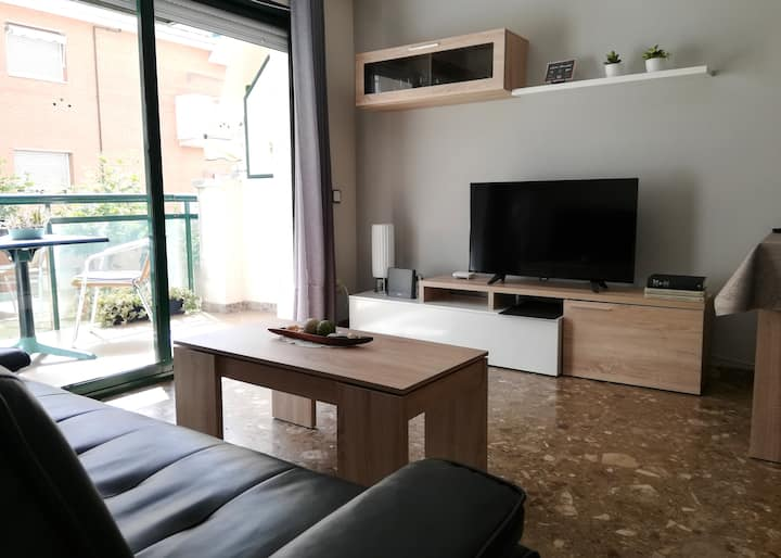 Appartement à Cambrils - Piscine et Plage à 200m!