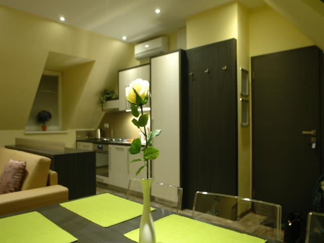 Luxury Apartman Sylvester for 7 people  Bratislava
