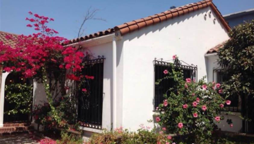 Habitación en linda casa de Providencia. - Providencia - Hus
