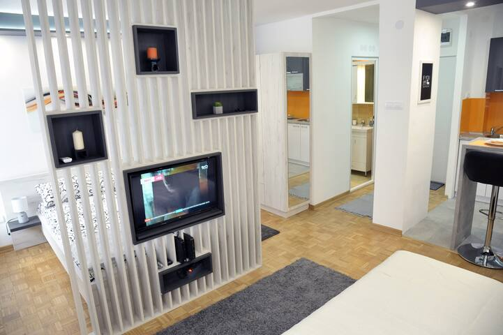 Belgrade Apartment ADA