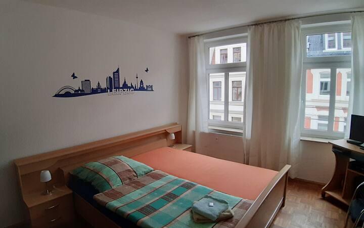 Bed&Breakfast Leipzig-Plagwitz
