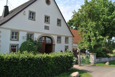 Idyllischer ländlich gelegener Hof - Melle - Casa
