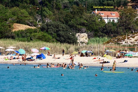 Kamares Guesthouse - Messakti Beach