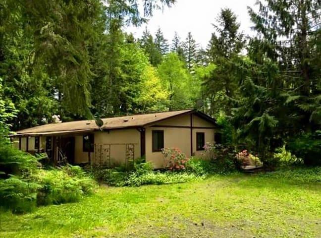 Room on Beautiful 8 acre Property! - Shelton - บ้าน