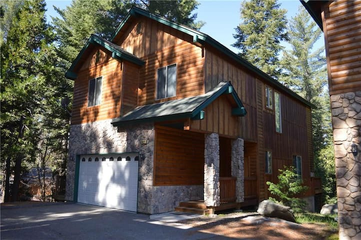 Knotty Rock Ridge - Shaver Lake - Lägenhet