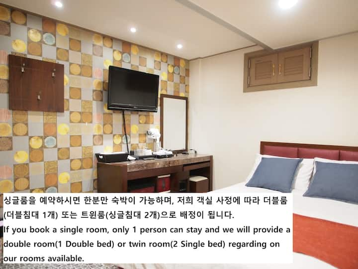 Hostel J Stay - Single room1