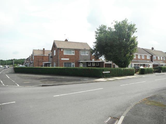 Bishops Corner