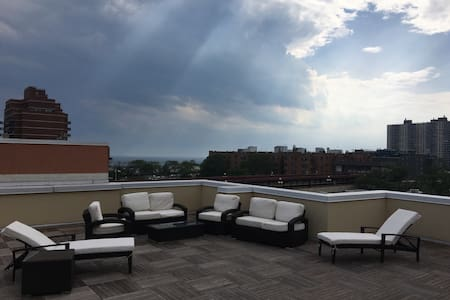 1bdr Luxury beach front penthouse apartment - Brooklyn - Apartment