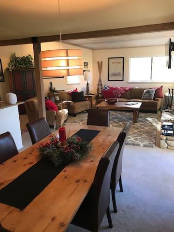 Sagehill Townhome Elkhorn:Sun Valley, Idaho VIEWS!