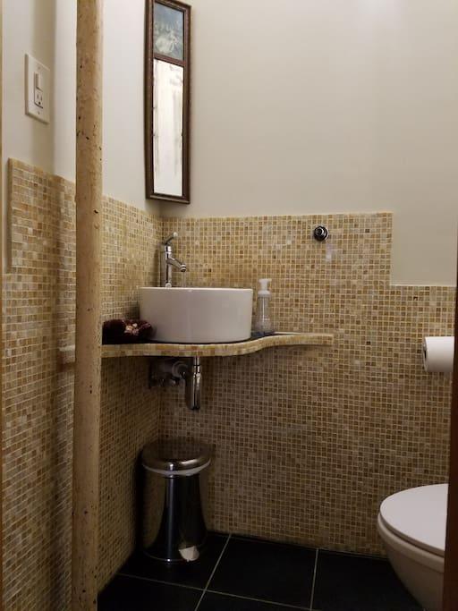 Half Bathroom (shared) 2nd FLoor