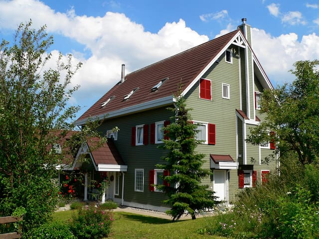 Two Bedroom Apt in a green & quiet Area - Wiesendangen - Appartement