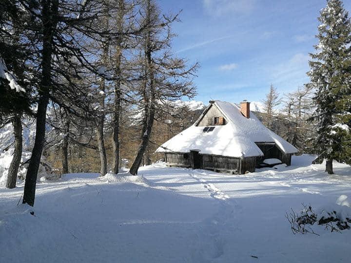 Mountain chalet - Rušovc