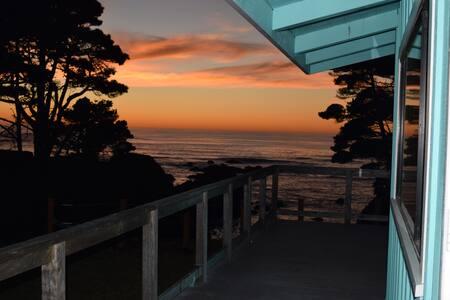 Ocean Front Mid Century House 🏝