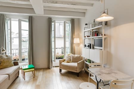Marais - Luxury Suite with View - Paris