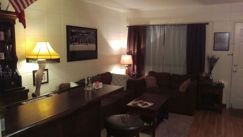 Executive suite on campus - Tallahassee - Apartamento