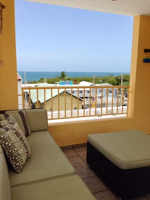 La Parguera Penthouse with a view to the Caribbean