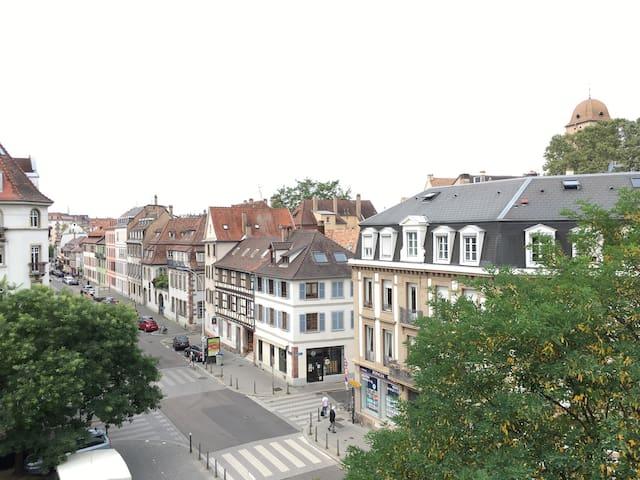 Strasbourg Centre - Štrasburk - Byt