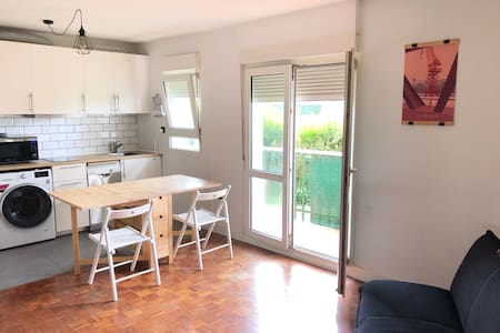 Holiday apartment close to ocean (EBI01229)